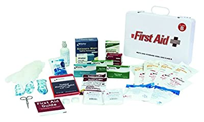 ProStat First Aid 1890 50 Person Class B First Aid Kit in Steel Case from ProStat First Aid