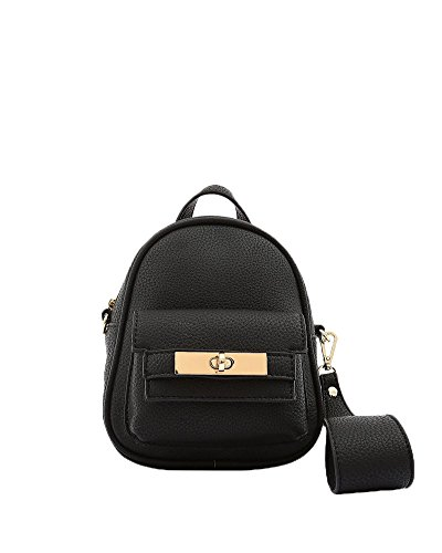 melie-bianco-mikey-vegan-leather-backpack-mini-crossbody-black