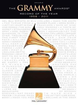 [(Grammy Awards Record of the Year 1958 - 2011 Ukulele Bk)] [Author: Hal Leonard Publishing Corporation] published on (April, 2015) ()