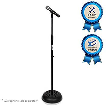 Amazon Com On Stage Ms7700b Tripod Microphone Stand