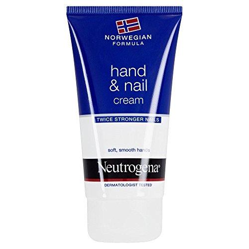 Neutrogena Norwegian Formula Hand & Nail Tube (75ml) - Pack of 2