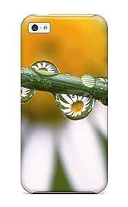JAqJQav3136ujknd Faddish Flower Case Cover For Iphone 5c