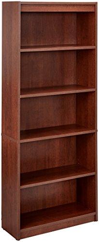 Tuscany Shelf (Bestar Standard Bookcase, Tuscany Brown)