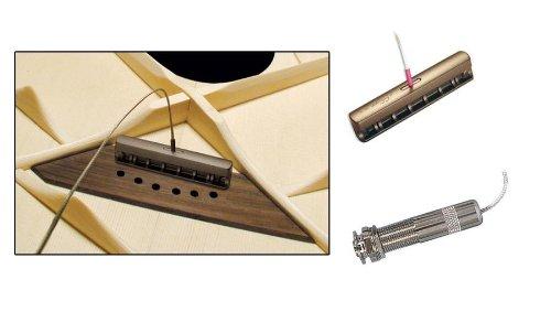 LR Baggs iBeam Bridge Plate Transducer System - Lr Baggs Transducer