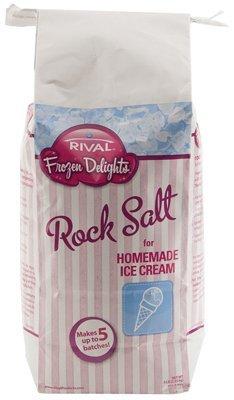 Sunbeam Products RS5-X-RVL Sunbeam 5 lb Rock Salt
