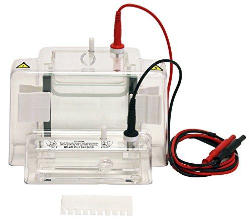 CBS Scientific Vertical Electrophoresis Mini-Gel System. 11.3cm(w) x10cm(h)