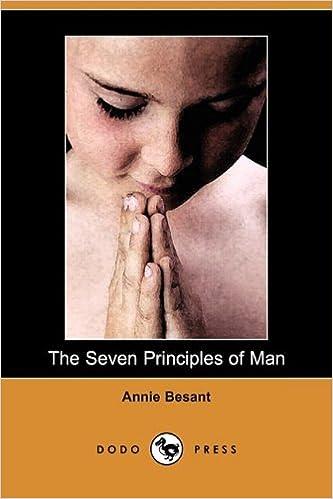 Kostenlose herunterladbare Bücher iPod Touch The Seven Principles of Man (Dodo Press) 1409968464 PDF PDB CHM