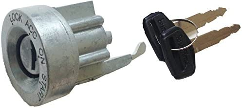 Well Auto Ignition Lock Cylinder Tumbler with Key for 83-86 Camry
