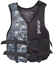 Life Jacket for Adult Kids Survival Floating Life Vest Swimming Vest Float Life Jackets Buoyancy Aid Vest for