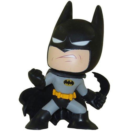 Funko Mystery Minis Vinyl Figure - DC Comics Series 2 - Justice League Super Heroes - BATMAN (Black)