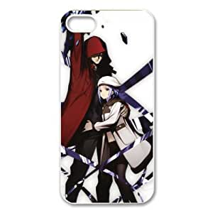 Stylish Design Hot Blood anime Guilty Crown Cool Picture High Quality Protective Durable Back Case Laser Cover Shell for iPhone 5/5S-5
