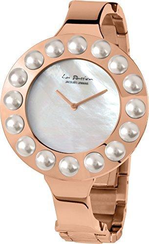 Jacques Lemans La Passion LP-117C Wristwatch for women With pearls