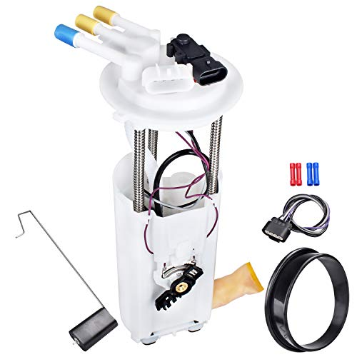S15 Jimmy 4 Door - FAERSI Fuel Pump Assembly w/Sensor Replace# E3992M for 1998-2005 Chevy S10 Blazer 1998-2004 GMC S15 Jimmy 4 Door V6 4.3L 1998-2001 Oldsmobile Bravada V6 4.3L