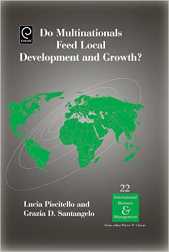 Book Do Multinationals Feed Local Development and Growth? (International Business and Management)