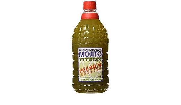 Zitron Concentrado Mojito Premium - 2 L: Amazon.es ...