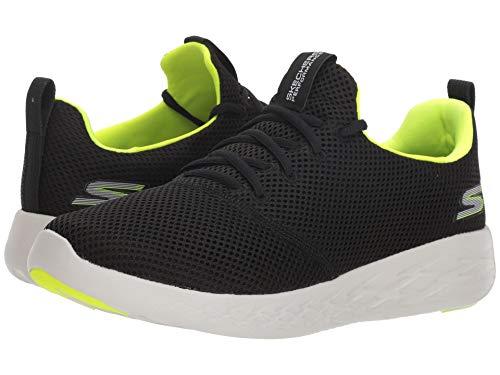 [SKECHERS(スケッチャーズ)] メンズスニーカー?ランニングシューズ?靴 Go Run 600 55076 Black/Lime 8 (26cm) D - Medium