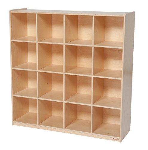 Wood Designs 50916 Big Cubby Storage, 49