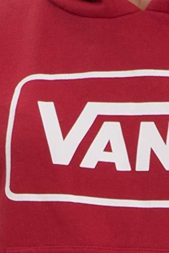 vans rossa donna