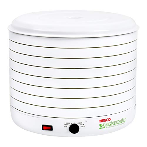 Nesco FD-1018A Gardenmaster 075 Food Dehydrator, 1-(Pack), White