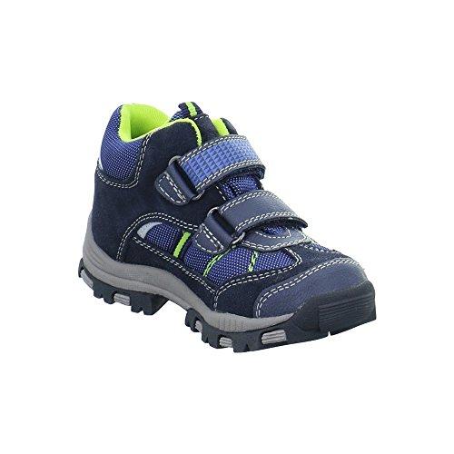Lurchi Teo Kinder Klett - 332152422 Blue I7bTKiIws