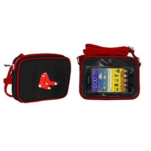 Boston Red Sox Credit Card (MLB Boston Red Sox Crossbody Touch - by Little Earth)