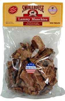 Usa Made Lamb Munchies (Pack of 3)