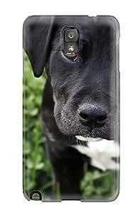 Waterdrop Snap-on Labrador Retriever Puppies Case For Galaxy Note 3