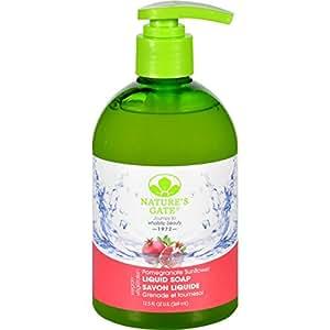 Amazon Com Nature S Gate Pomegranate Sunflower Liquid