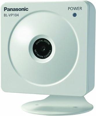 Panasonic BLVP104P H.264 HD Network Camera