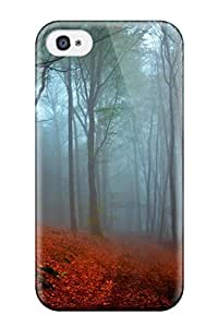 Keyi chrissy Rice's Shop Cute High Quality Iphone 4/4s Forest Case