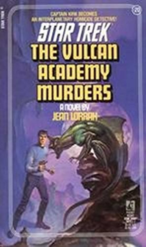The Vulcan Academy Murders (Star Trek: The Original Series Book 20)