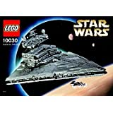 """Instruction Manuals for """"Lego (レゴ) Star Wars (スターウォーズ) 10030 - Imperial Star Destroyer - UCS"""" ブロック おもちゃ (並行輸入)"""