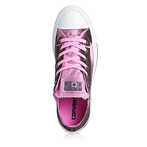 Converse All Star Ox Mujer Zapatillas Rosa Pink