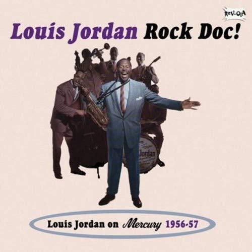 Rock Doc Max 68% OFF Louis Jordan Mercury Wholesale 1956-57 on