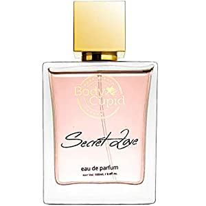 Body Cupid Secret Love Perfume for Women – Eau De Parfum (100 mL)