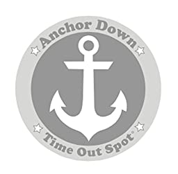 Child To Cherish Baby Toddler Kid Time Out Spot Anchor Down