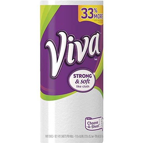 24/Pack Kimberly-Clark 28786 Viva Big Roll Paper Towel