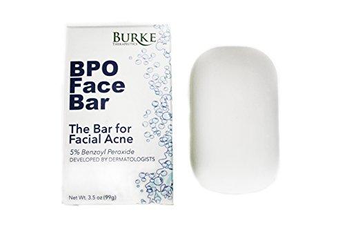 BPO Bar - 5% Benzoyl Peroxide Acne Cleansing Facial Bar