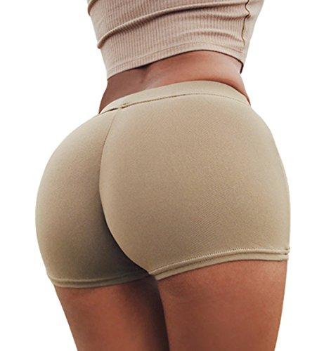 Pants Estivo Shorts Tinta Hot Sexy Cachi Skinny Donne Parigamba Pantaloncini Unita zqRrF1wzx