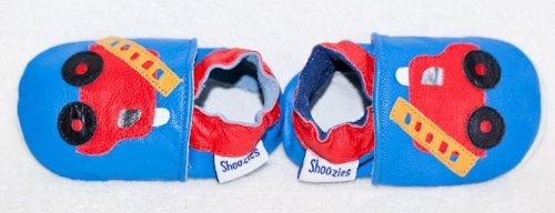 Shoozies , Baby Jungen Krabbelschuhe & Puschen 0-6 Monate