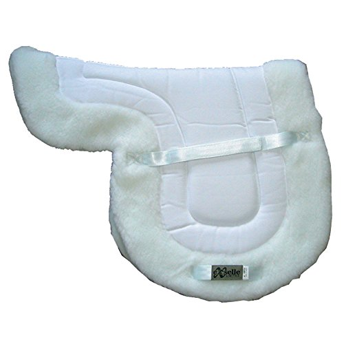 Exselle Chamois Seat All Purpose English Saddle ()
