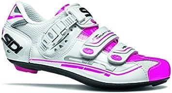 Sidi - Oferta Zapatillas Mujer Carretera Genius 7 Blanco Rosa T-41 ...