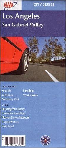 AAA San Gabriel Valley: Including Arcadia, Glendora