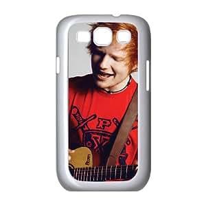 Samsung Galaxy S3 9300 Cell Phone Case White Ed Sheeran cpsd