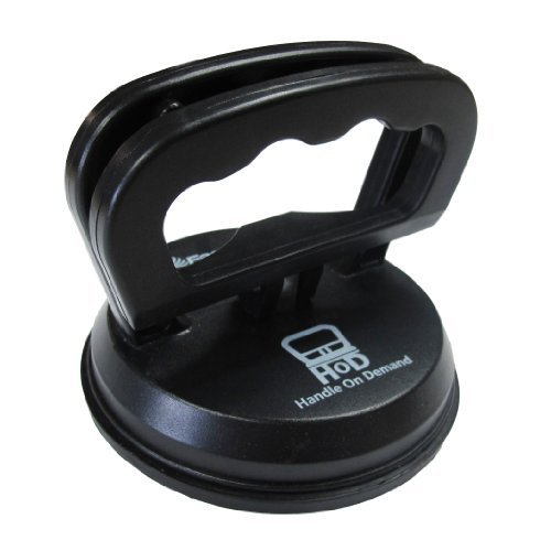 FastCap HOD-SINGLE Single-Hand Handle-on-Demand Lift with Suction Pad, Black by FASTCAP