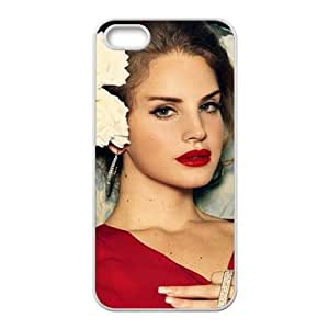 Fantastic red sexy woman Cell Phone Case for iPhone 5S