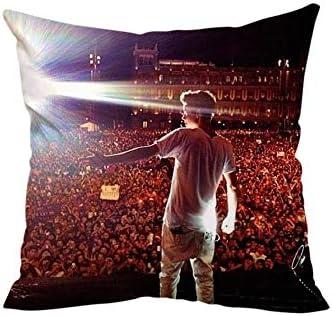 Chyela Justin Bieber Soft Square Decorative Cushions Pillow for Sofa Bedroom Car 3, 6060cm