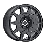 "Method Race Wheels 502 RALLY Matte Black 17x8"" 5x100"", 38mm offset 6.1"" Backspace, MR50278051538"
