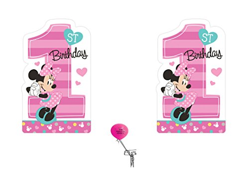 mini mouse birthday - 9