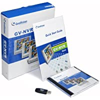 Genuine Geovision 1 Channel 3rd Party NVR IP Software with USB Dongle Onvif PSIA